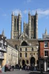 Lincoln Cathedral I by Merlin-UK