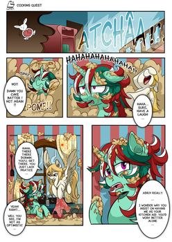 Cooking Quest Page 1 Eng by Dormin-Kanna