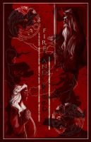 House Targaryen by kallielef