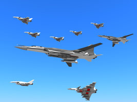 Steel Hammer Formation by Stealthflanker