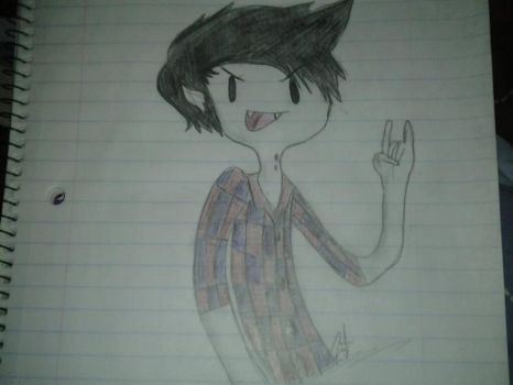 Marshall Lee by LuckPatroll