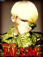 Monster Daesung by JangNoue