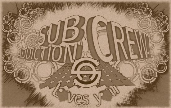 Subaddiction Crew Old School by subaddiction