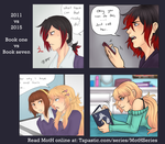 MotH 2011 vs 2015 by Little-Miss-Boxie