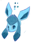 Glaceon by KIss-for-ingeraSH