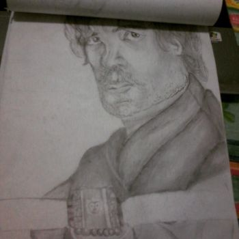 Drawing: tyrion lannister by Therunawayshadow