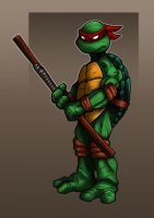 Donatello by Veil1