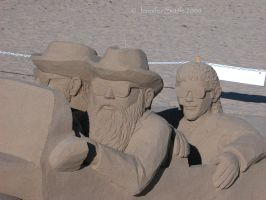 ZZ Top by jayshree