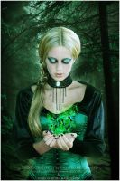 Dark Divas: Absinthe Princess by LadyAmdis