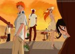 Bleach Summer by HulfBlood