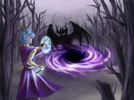 Reality Maelstrom by plangkye