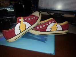 Flash Converse by Master-Bruce