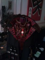 Inquisitor WIP Jacket with pelt critter 01 by Bag-of-hammers