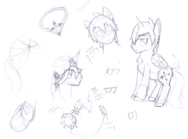 Philsterman10 Sketch+ Bard Refs by philsterman