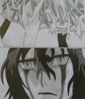 Ichigo Vs Ulquiorra :) by Grena23