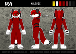 Ira Fursuit Reference by Ira-The-Carnivore