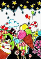 Candyland by Fouque