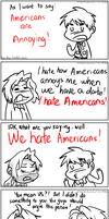 Americans are Annoying by NSYee36