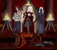 Infernal Ending by Chaiya