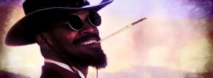 Tribute to Django Unchained by jbaham