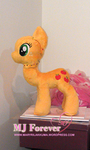 Third plushie - new head/body pattern :3 by moggymawee