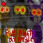 Five nights at Freddie's by Mewvulpix25