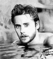 The Submerging Jared Leto by JeremyYawp