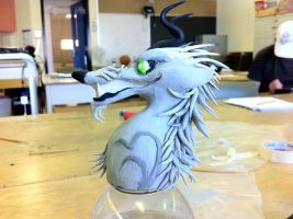 Dragon Sculpt by Bonday