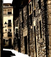 path in Gerona by elizabethtown60B