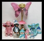 Penguin, Butterfly and More Fantasy Creations by KabiDesigns