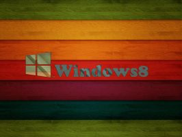 windows 8 by Faisalharoon