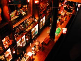 Irish Pub in London by mark13