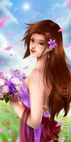 Smile of Blossoms~ Ver.02 by SylphinaEdenhart