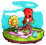 Small Tea Party by Call-Me-Fantasy