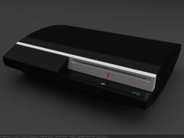 PS3 wip 007 by Pisci