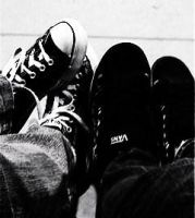 vans and converse by akina-nicole