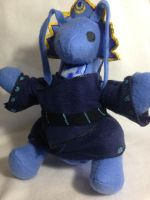 Faron Dragon Plush LoZ: Skyward Sword by LeslysPlushes
