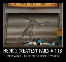 Medics Greatest Fails 110 by Derwen