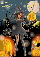 Happy Halloween 2010 by HatoriKumiko