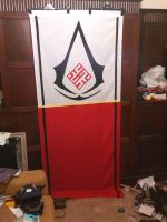 Assassin's Creed flag by masterofall