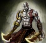 Kratos by Agares20