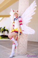 Sailor Moon Stars / cosplay WCS 2007 by Yunnale