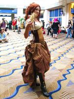 MC09 Steampunk by Group-Photos