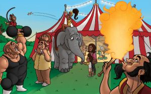Circus by Ian-Summers