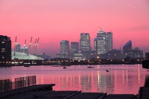 Clive RT - Docklands reflects by Yerfdog5