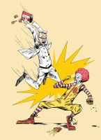 Colonel Tenders VS McDuddles by Wescoast