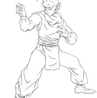 Dende Animation by ConceptCat