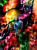 Neon Xmas I by annsign