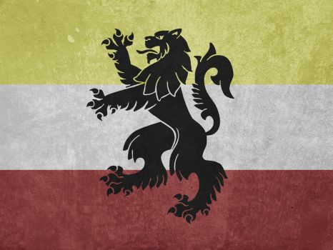 Flag Of The Gothic Kingdom by Lordnarunh