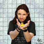 Tony Kakko and the Rubber Duck version 2 by Waffle-the-kitten
